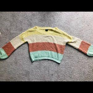 Cute spring Vici sweater